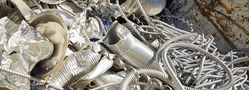 valorisation et recyclage dechets non dangereux