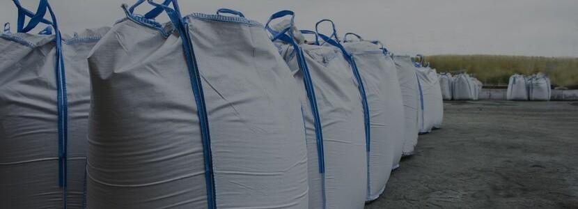 Enlèvement de big bags en Essonne